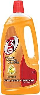 3 en 1 Limpiador Líquido de Pisos Laminados, Cítrico, 1L