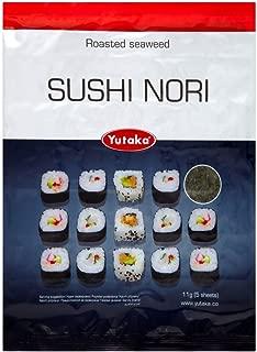 Yutaka Sushi Nori (11g) - Pack of 6