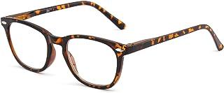 Retro Reading Glasses Spring Hinge Eyeglasses Readers Men Women Eyewear for Reading