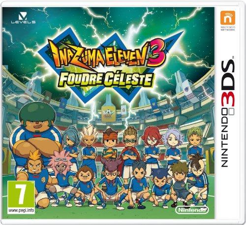 Inazuma Eleven 3: Foudre Céleste [Importación Francesa]