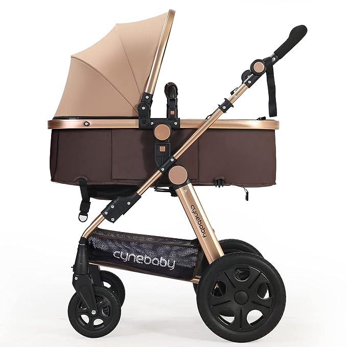Cynebaby GOLDEN-S Infant Baby Stroller - Best Construction