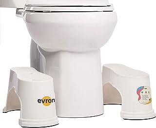 【便利】積み重ね可能なトイレ踏み台で、収納しやすくて、省スペースで携帯しやすいです。不要な時はコンパクトに室内の隅っこに置いておくこともできます。