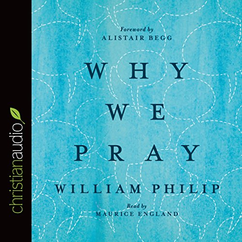 Why We Pray audiobook cover art
