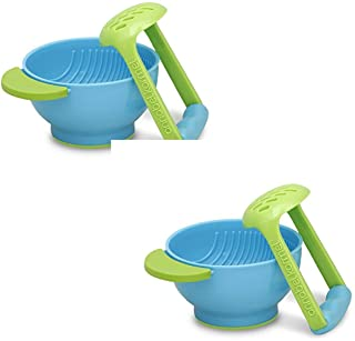 نابل آنابل کرمل - FreshFoods Mash and Serve Bowl -2 Pack
