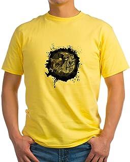 CafePress Tiger Dragon JKD 100% Cotton T-Shirt, White