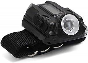 Wallfire Tactische oplaadbare LED zaklamp pols licht waterdicht polshorloge licht lamp