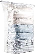 YTXTT Bolsa de armazenamento de compressão a vácuo, bolsa de armazenamento reutilizável tridimensional, bolsa de armazenam...