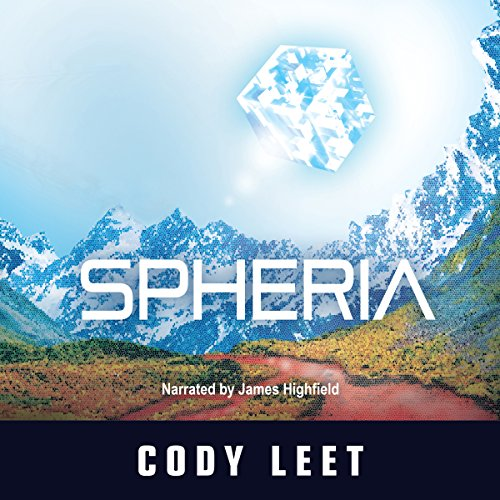 Spheria audiobook cover art