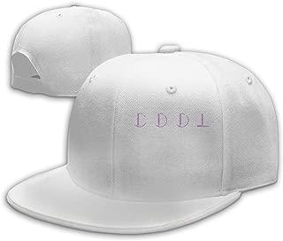 Lomoney Unisex Hats Casual Style Baseball Cap Print Classic-Jonas Cool Black