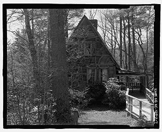 HistoricalFindings Photo: Biltmore Forestry School,Cantrell Creek Lodge,Brevard,Transylvania County,NC,5