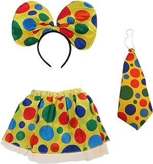 cute clown skirt