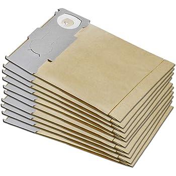 10 Staubsaugerbeutel für Vorwerk Kobold VK 121  Papiertüten