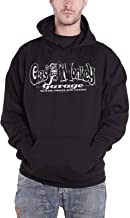 Gas Monkey Garage Hoodie Classic Kustom Builds Logo Official Mens Pullover