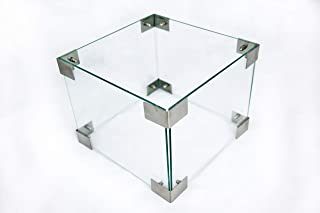 Clifton Glasaufsatz Table/Compact Square