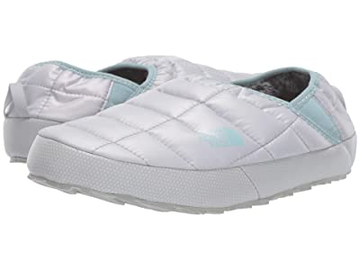 The North Face Thermoball Traction Mule V (High-Rise Grey/Cloud Blue) Women