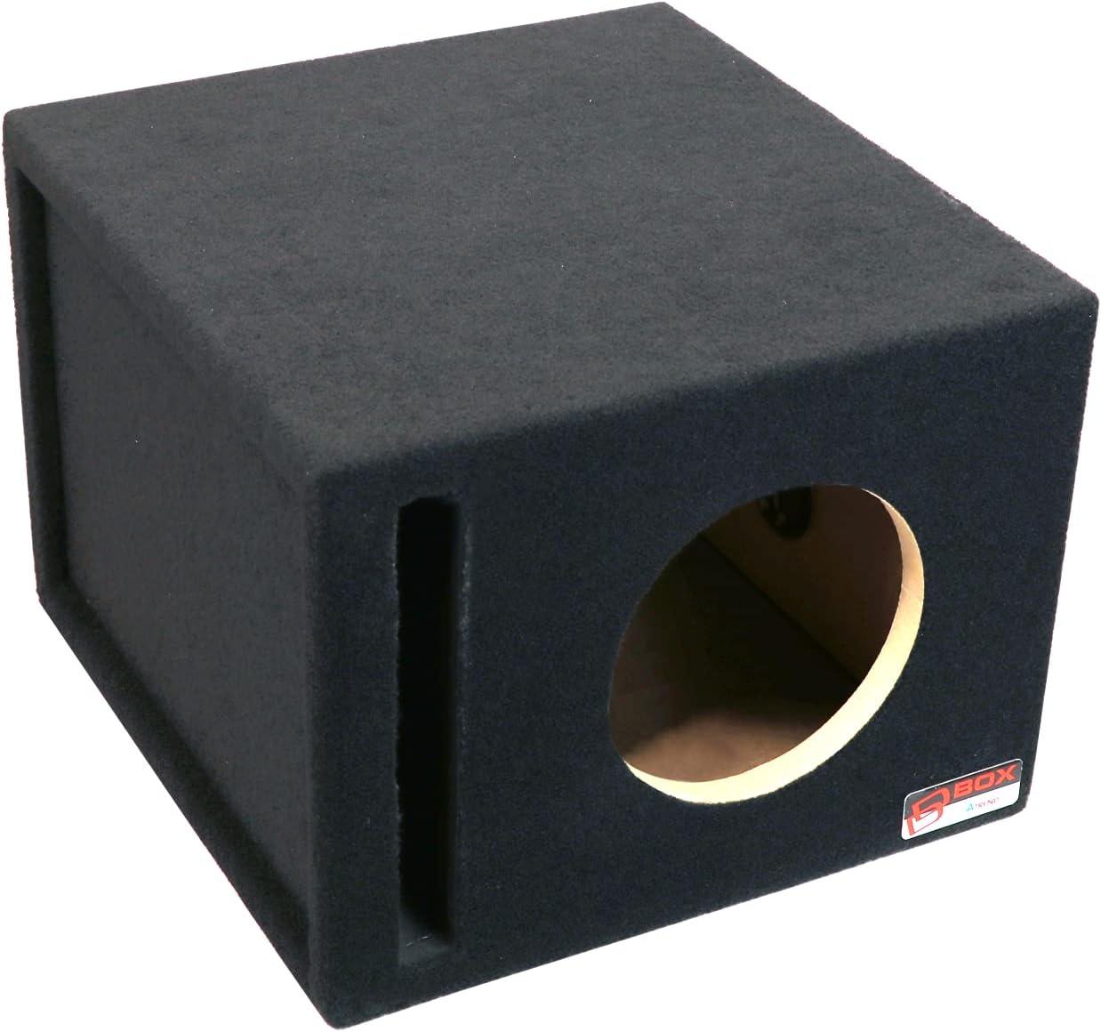 "SQ-8SQVDD Soundqubed 8"" Woofer - Best 8 Inch Subwoofer Box"