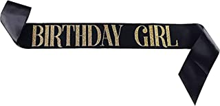 cheap personalized birthday sashes