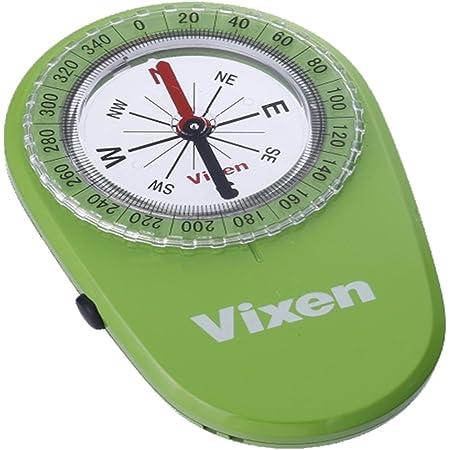 Vixen コンパス オイル式コンパス LEDコンパス グリーン 43023-9