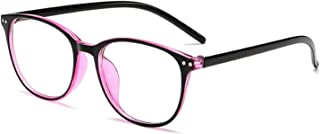 Anti Blue Light Computer Leesbril Vrouwen Mannen Ultralight Ronde Lezen Presbyopische Bril +1.0 1.5 2.0 2.5 3 9.23 (Eye Pr...