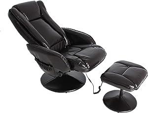 JC Home Massage chair, one size, Dark Brown