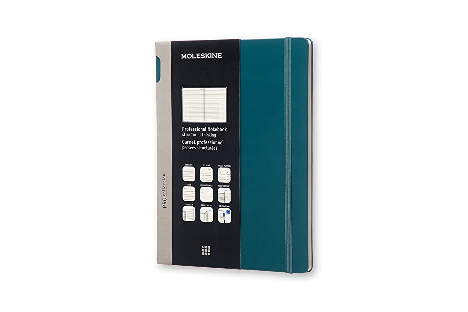 モレスキン プロノートブック ハード XL グリーン PROPFNT4HK7