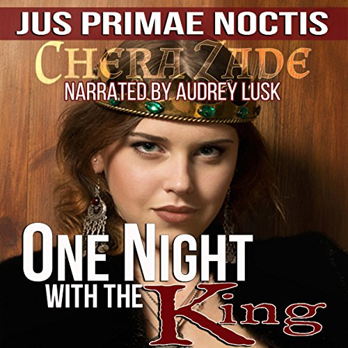 One Night With the King cover art