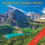 National Parks of the West 2021 Wall Calendar