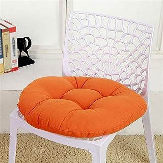 YDDM Griglia Cotone Rotondo Cuscini per sedie Giardino Addensare Una buona Ventilazione Cuscino Tondo per Sgabello Alta Elasticit/à Cuscini da Sedia Trapuntati Interno Set di 1 40cm