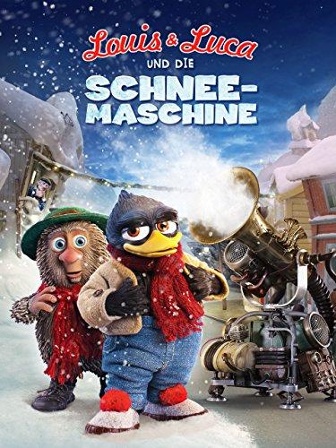 Louis und Luca und die Schneemaschine [dt./OV]