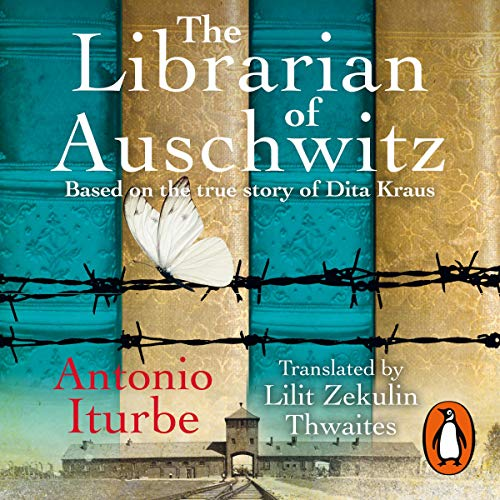The Librarian of Auschwitz cover art