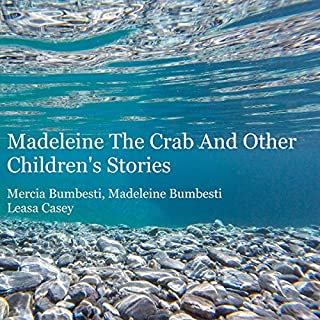 Madeleine the Crab and Other Stories cover art