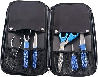 Malette 6 couteaux et ustensiles pour le poisson Tom Press fabriquée en France - Tom Press
