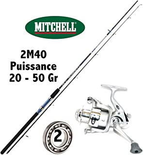 Mitchell Pack Feeder Tanager Camou 2M40 Moulinet Tanager Accessoires