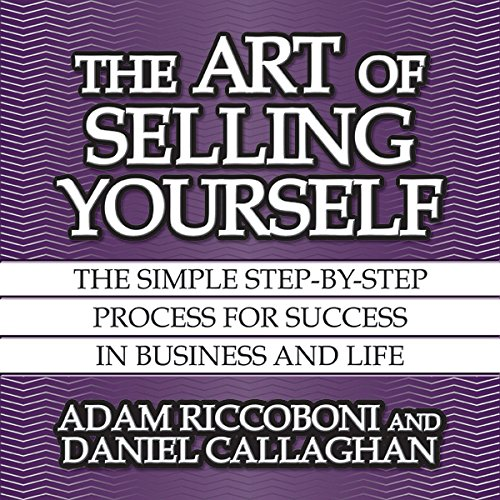 The Art of Selling Yourself audiobook cover art