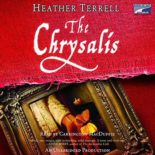 The Chrysalis audiobook cover art