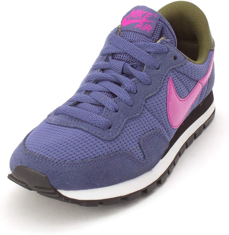 Nike Womens Air Pegasus 83 Low Top Lace Up Running Sneaker