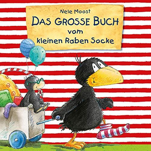 Das große Buch vom kleinen Raben Socke  By  cover art