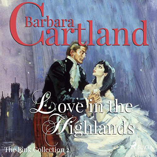 Love in the Highlands audiobook cover art