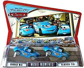 Cars Movie Moments Dinoco Mia & Tia