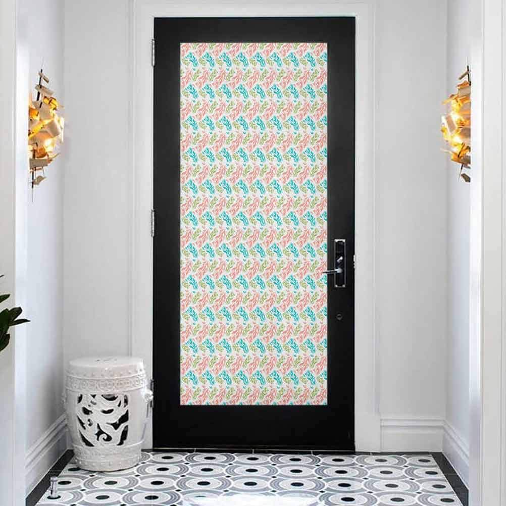 3D Door Wall Murals Ornamental We OFFer at cheap Now free shipping prices Wallpaper Oriental Stickers
