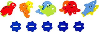 Ubbi Bath 15 Piece Sea Creature Foam Bath Toy