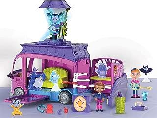 Vampirina Rock N' Jam Touring Van Toy, Multicolor 78126