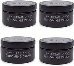 American Crew Grooming Cream, 3 oz (Pack of 4)