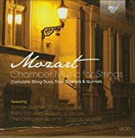 Chamber Music for Strings by W.A. MOZART (2012-06-26)