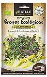 Semillas Ecológicas Brotes - Brotes ecológicos de Col lombarda - Batlle...