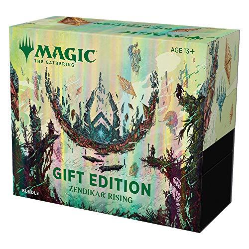 Magic: The Gathering Zendikar Rising Bundle: Gift Edition