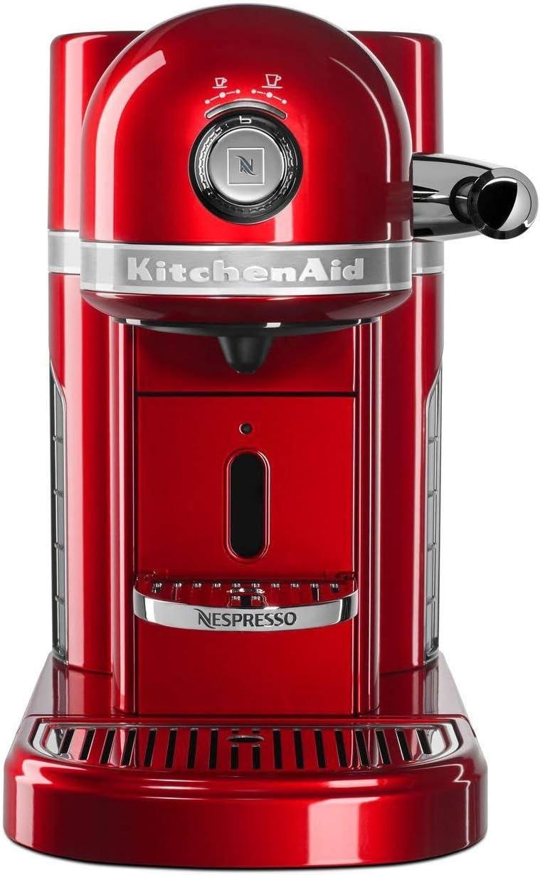 KitchenAid Max 90% OFF Nespresso Phoenix Mall Maker One Candy Apple Renewed Size
