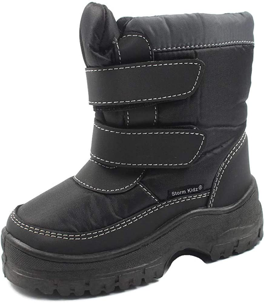 Winter Snow Boots National products Cold Mail order cheap Weather - Toddler Girls Litt Unisex Boys