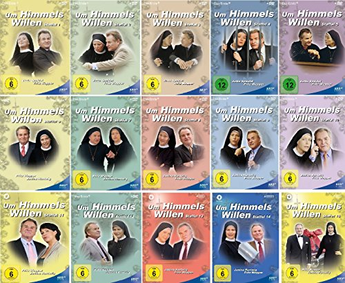 Um Himmels Willen - Staffel 1-15 (64 DVDs)