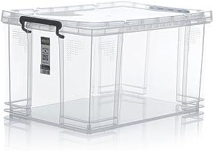 HOUZE Strong Box Transparent, 65L